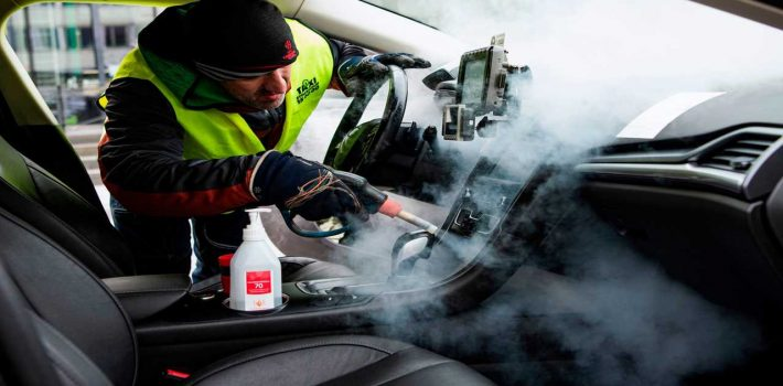 COVID-19 Vehicle Safety Precautions Combine Safety With Luxury