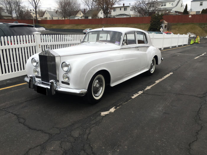 1960 ROLLS-ROYCE CLOUD 1 (1)