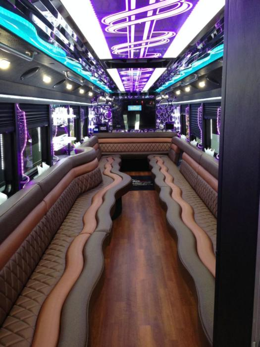 40 Pass Party Bus 4