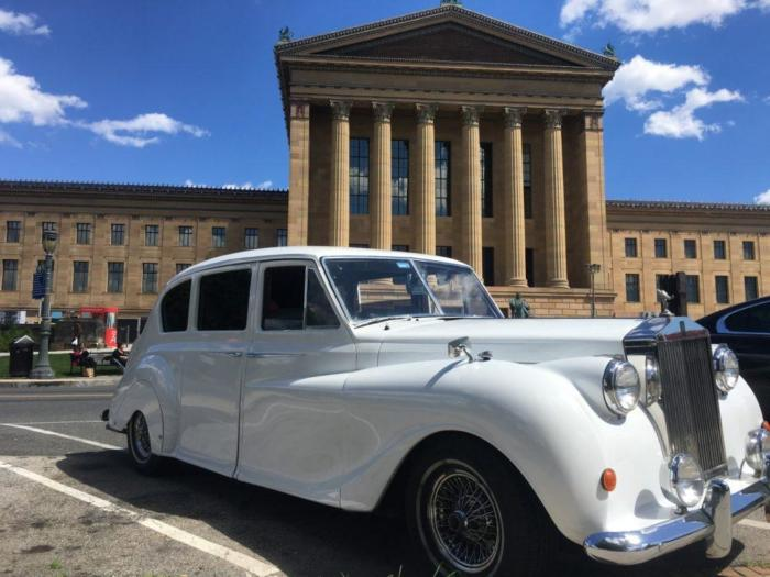 Rolls-Royce Austin Princess 1956 2